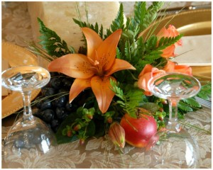 Flower-arrangements-for-table