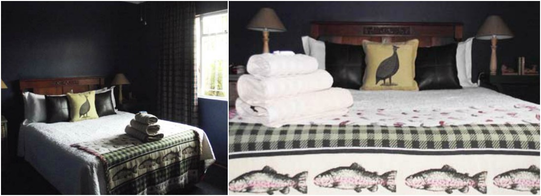 ROOM 12 – GONE FISHING Standard Room B&B