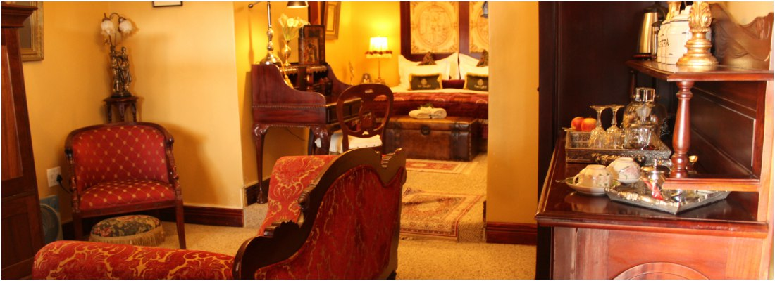 ROOM 8 – VICTORIAN Superior Suite